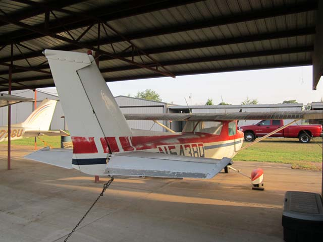 Texas Air Salvage parting out: 1972 Cessna 150L || Used Aircraft Parts