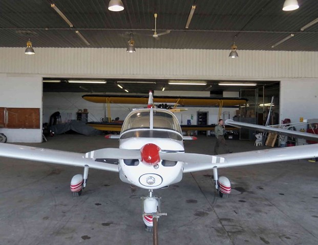 Texas Air Salvage parting out: 1969 Piper PA28-140 || Used