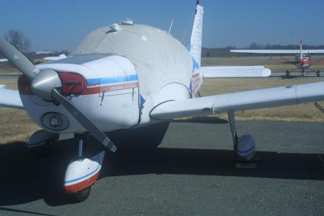 Texas Air Salvage parting out: 1976 Piper PA28-140    Used Aircraft