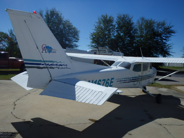 Texas Air Salvage parting out: 1978 Cessna 172N || Used