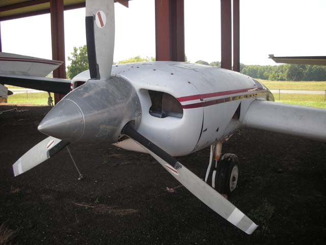 Texas Air Salvage Parting Out 1978 Cessna 340a Used