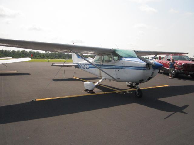 0523606-17 Cessna 172 Wing Strut Assy LH