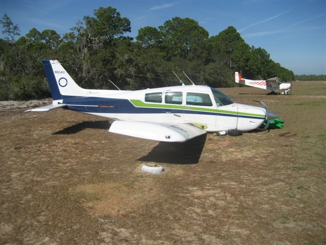 Texas Air Salvage parting out: 1979 Beechcraft C23 Sundowner