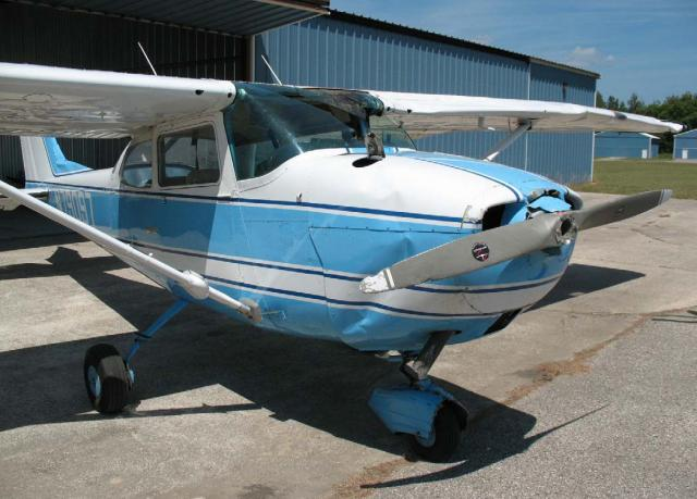 Texas Air Salvage parting out: 1969 Cessna 172K || Used Aircraft Parts