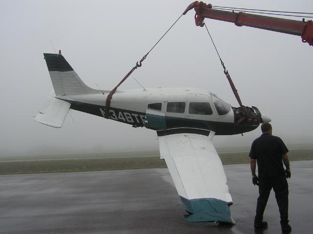 how to buy salvage aircraft