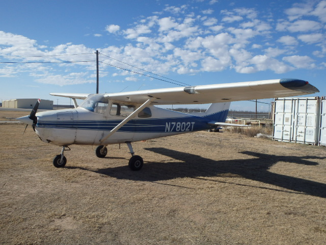 Texas Air Salvage parting out: 1960 Cessna 172 || Used