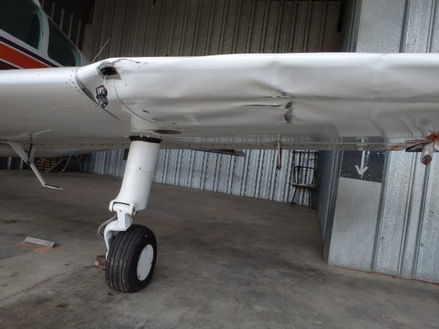 Texas Air Salvage Parting Out 1976 Beechcraft C23
