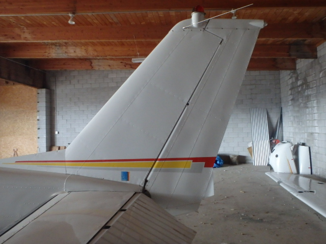 Texas Air Salvage parting out: 1964 Cessna 172E || Used