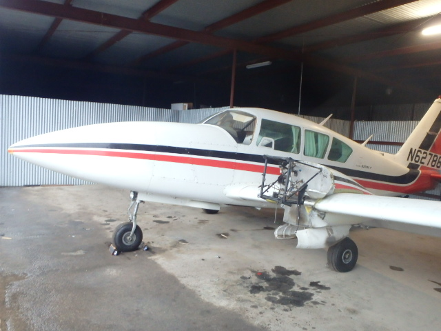 Texas Air Salvage Parting Out 1975 Piper Pa23 250 Aztec