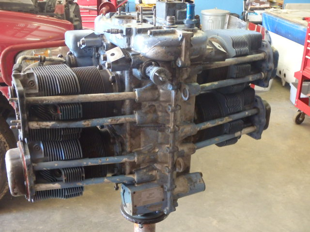 Lycoming O 320 H2AD Engine W O Accessories AS IS CORE