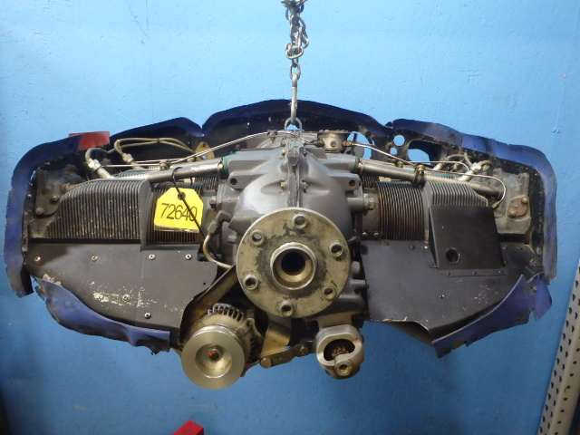 Lycoming IO-360-C1C6   Engine W/Accessories TSMO=1606 52